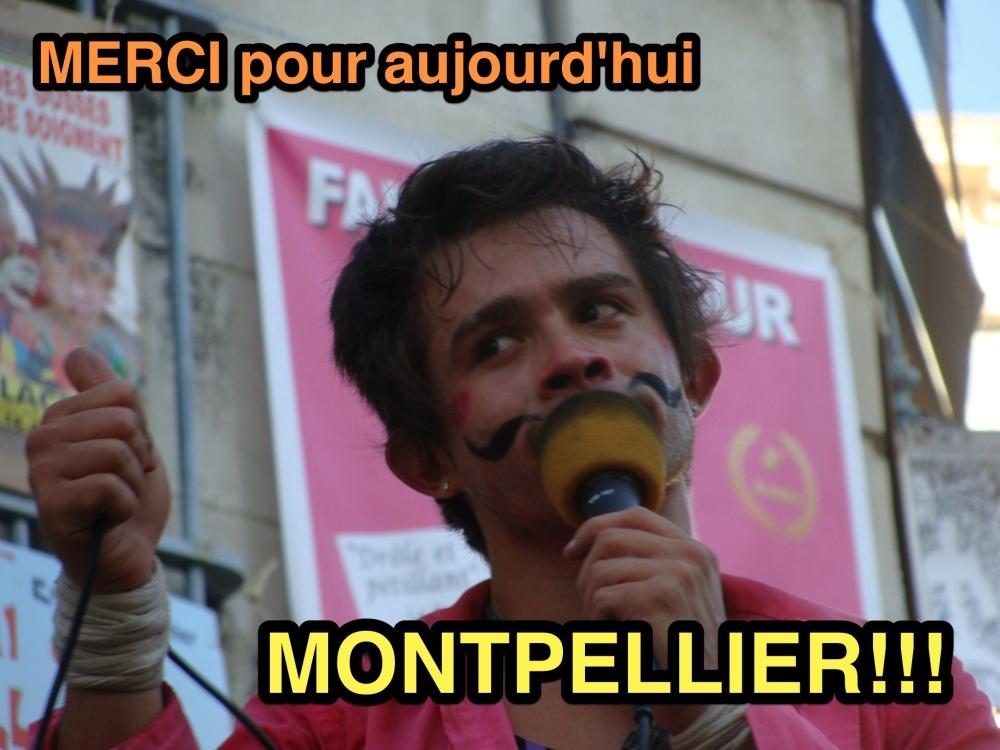 Merci Montpellier