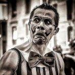 Raúl Le Clown Brésilien Milho Baunilha