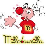 Logotipo Milho Baunilha