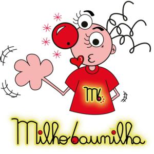 Logo crée par Raúl Veiga, Le Clown Brésilien