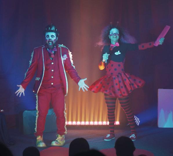 Spectacle SURPRISE Raúl, Le Clown Brésilien et Monsieur Cosquinelle